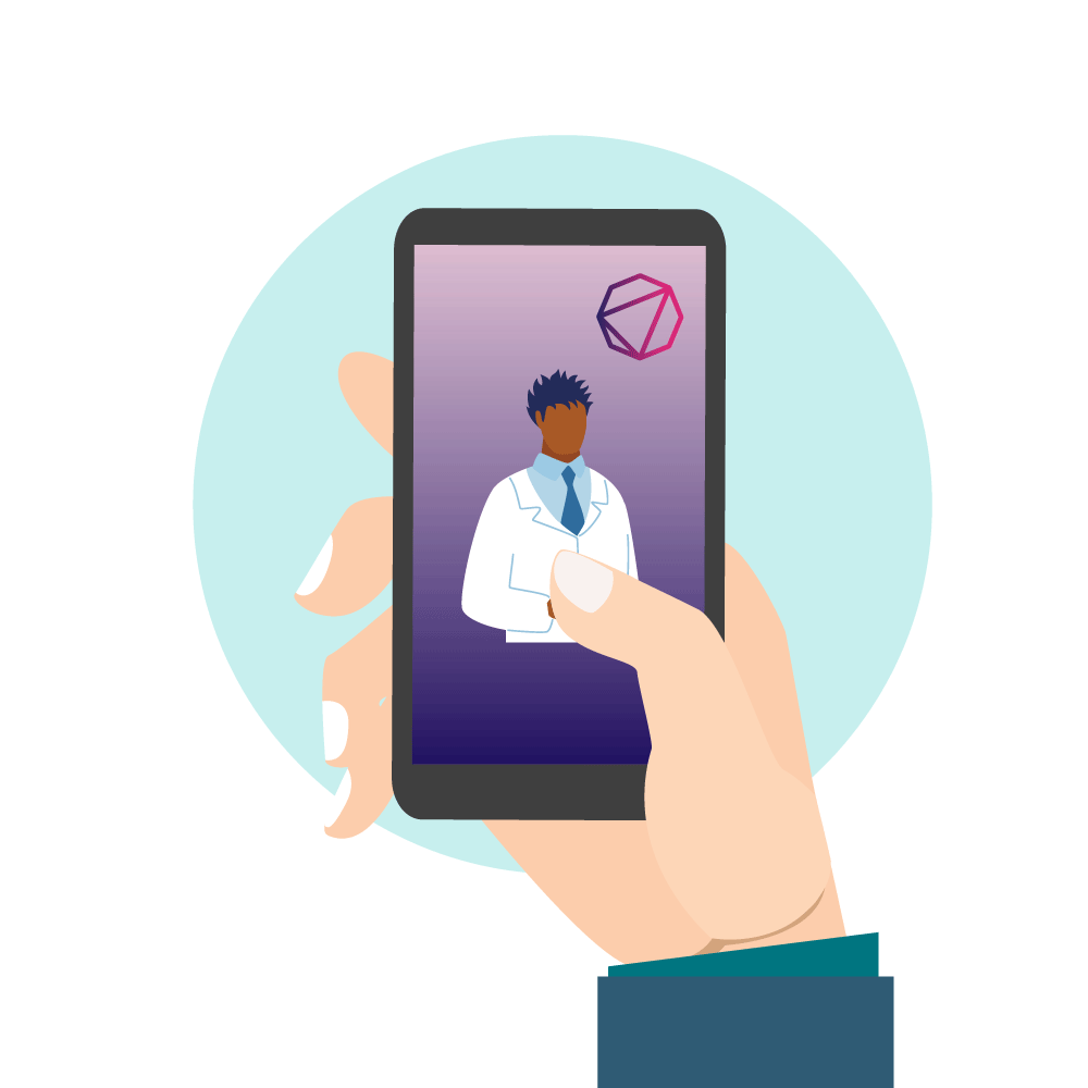 Octiva Mobile Integrated Health Illustration